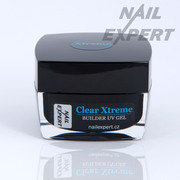 Nail Expert CLEAR XTREME modelovací UV gel 10ml