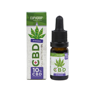 Euphoria CBD olej 10%, 10ml, 1000 mg