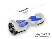 Hoverboard Matrix 6 Bílý